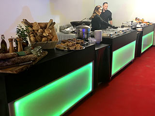 Richtfest Catering in Berlin