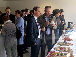 Catering für Baustelle in Berlin