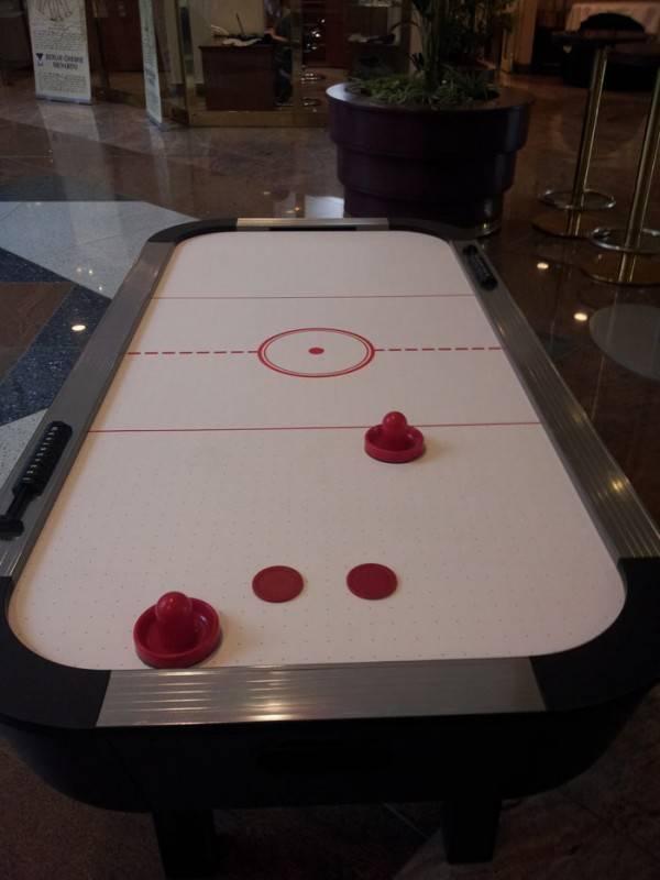airhockey mieten