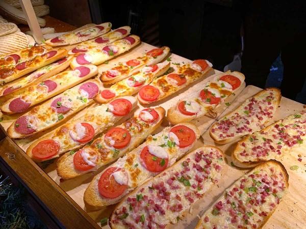 Baguette Catering buchen Berlin