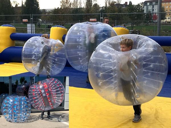 Bubble Fußball mieten in Berlin