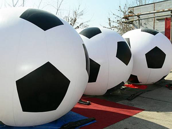 Riesenfußball 3m Berlin verleih