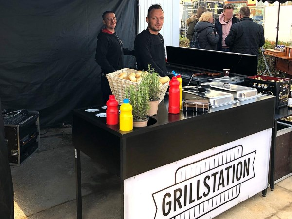 Grillstation berlin