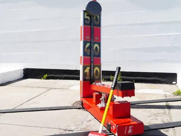 Hau den Lukas - 2,75 m hoch