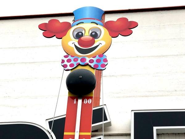 Hau den Lukas mieten Clown
