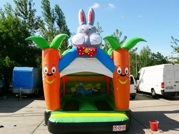 Hüpfburg Bunny Berlin
