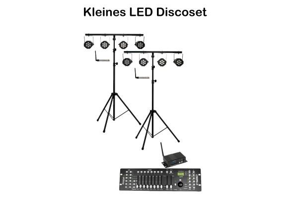 LED Discolicht für Partys mieten