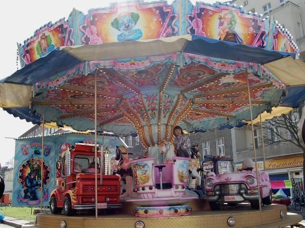 Kinderkarussell Aladin Berlin