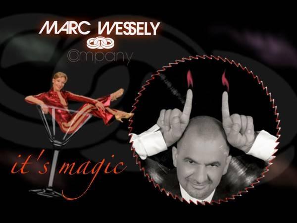 Marc Wessely Zaubershow Berlin