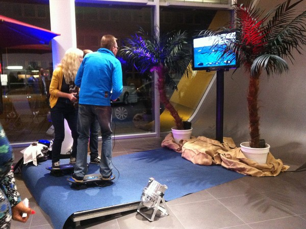 Multimedai Surfsimulator mieten