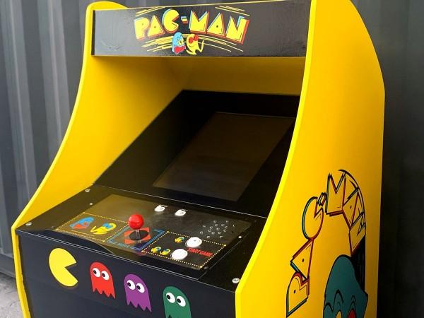 Pacman Videospiel