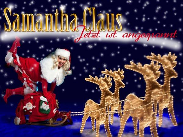 Samantha Clause Show