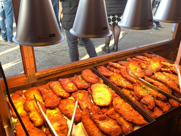 Schnitzel Catering Berlin