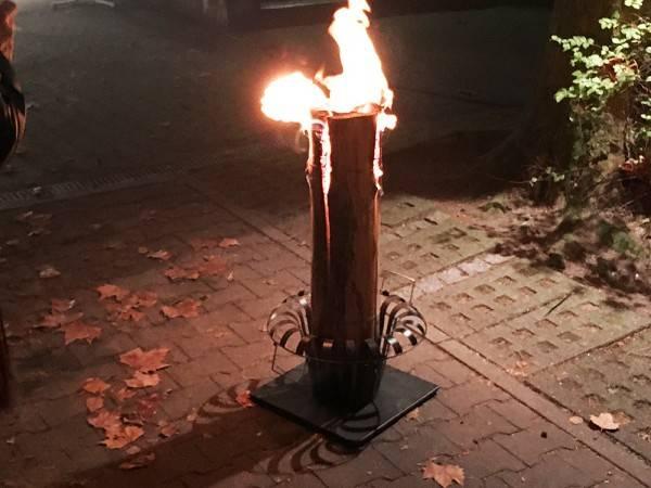 Schwedenfeuer mieten