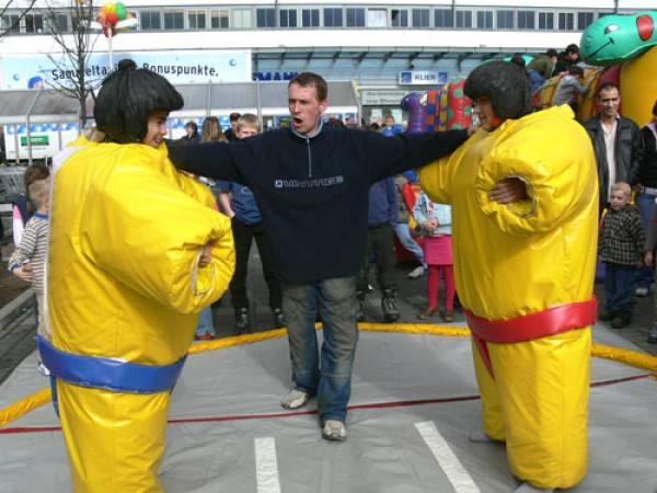 Sumo Anzug
