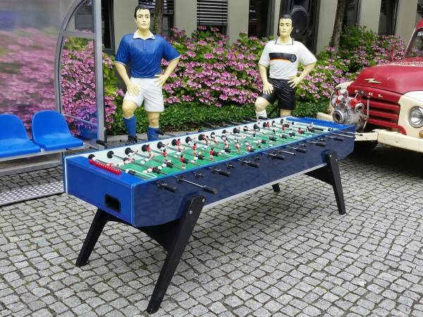 Riesen Tischkicker mieten berlin