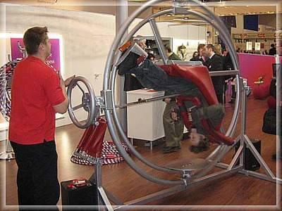 Astrotrainer - Weltraumsimulator