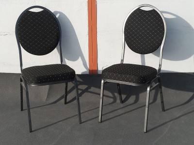 Gepolsteter Bankett - Stuhl