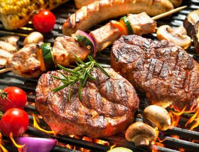 Barbecue Grillcatering
