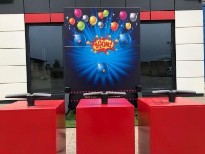 Boom Balloon Blaster