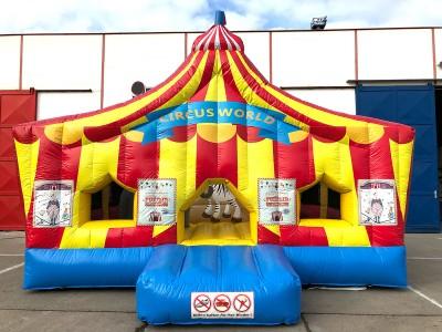Hüpfeburg Zirkuswelt