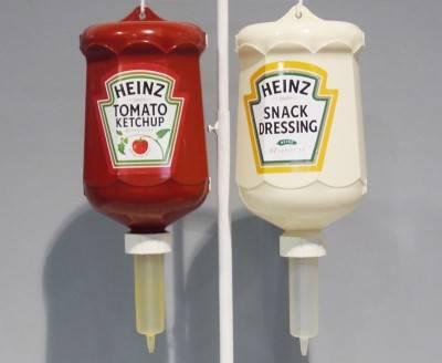Ketchup Spender