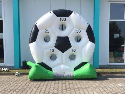 Kickball - Torwand