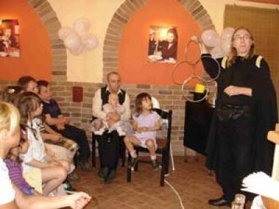 Kindershow Marillian