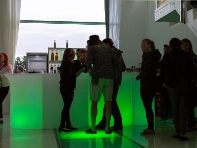 LED Bar - Tresen