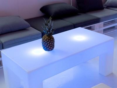 LED Lounge Tisch