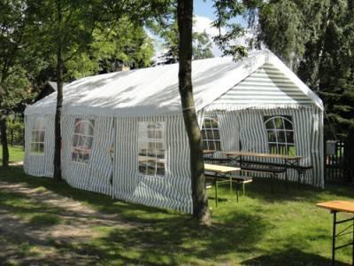 Party Pavillon 8,00m x 4.00m