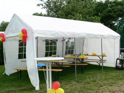 Party Pavillon 6m x 3m