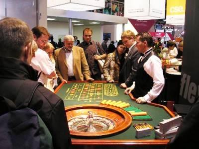 Roulette - Tisch