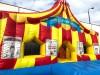 Hüpfburg Zirkuswelt leihen