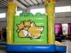 Große Hüpfburg für Kinder mieten Zoo