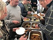 Fingerfood für 220 Gäste