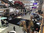 Mercedes Welt Berlin E-Klasse Präsentation