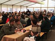 Mieterfest mit Catering