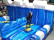 Doppel Surfsimulator Verleih