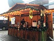 Weihnachtshütte mieten Berlin