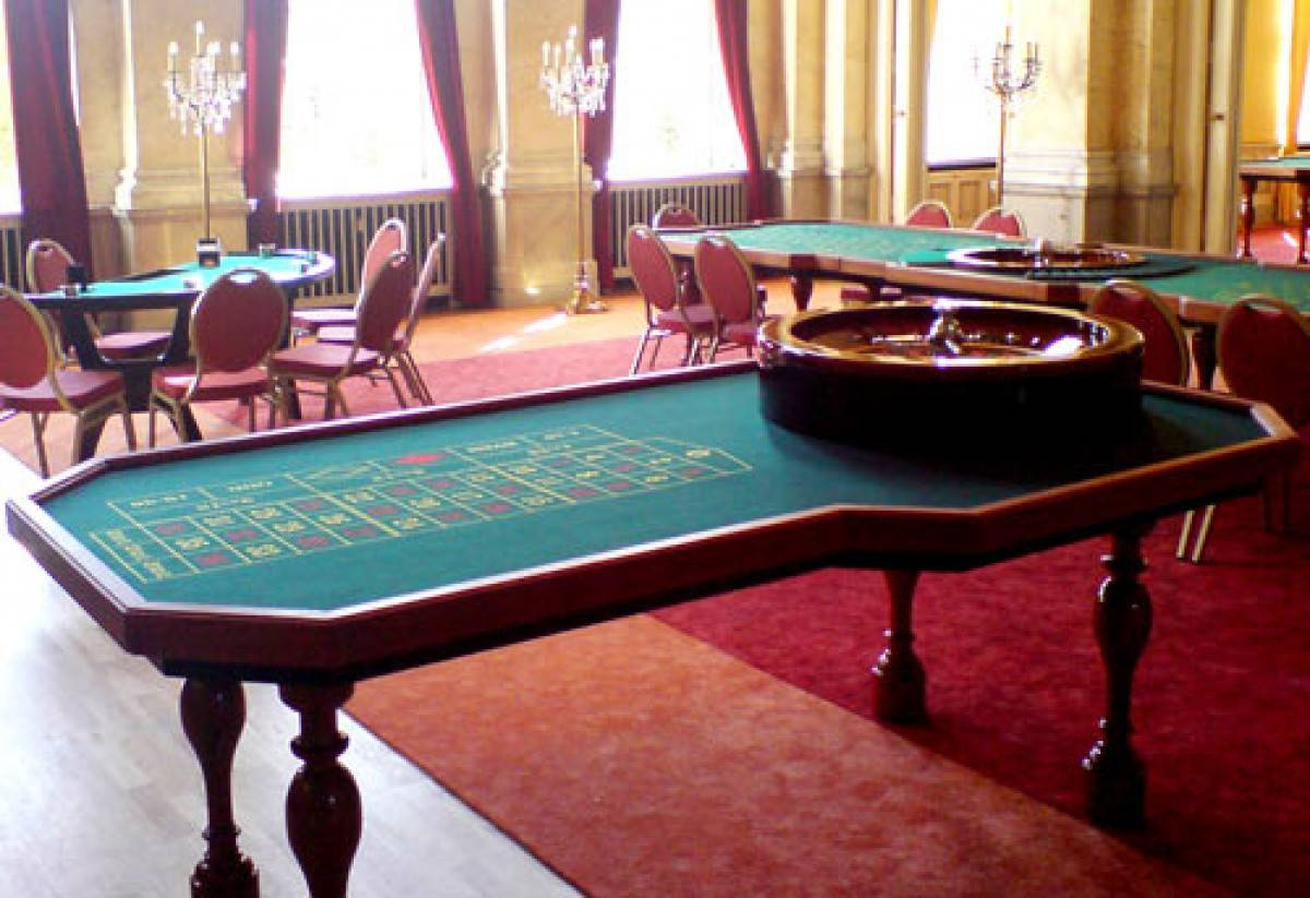 Roulette Tisch Mieten Munchen